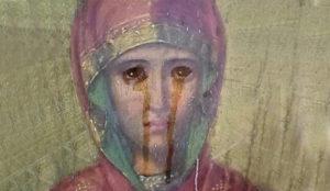 У Тулској епархији у Русији мироточи и икона Мајке Божје