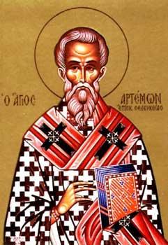 Свети Артемон, епископ селевкијски