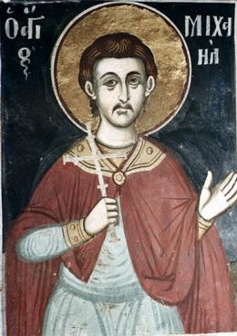 Свети новомученик Михаило Вурлиот