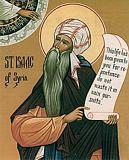 Свети преподобни Исаак Сирин II