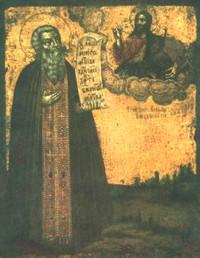 Свети преподобни Јевтимије Суздаљски