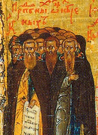 Свети преподобни мученици Јован и други