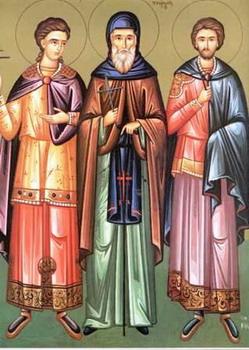 Свети преподобни Тит Чудотворац