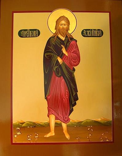 Свети преподобни Василије Нови