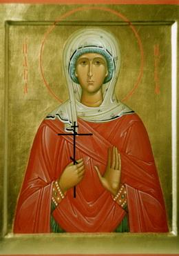 Света мученица Ника (Победа)