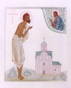 Свети блажени Исидор, Христа ради јуродиви