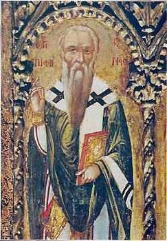 Свети Епифаније, епископ кипарски