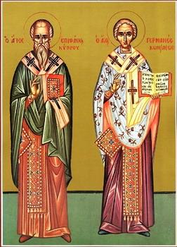 Свети Герман, патријарх цариградски