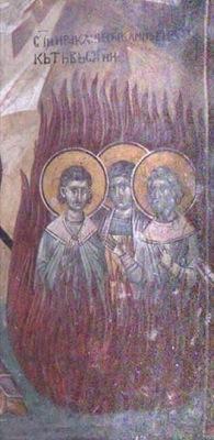 Свети мученици Ираклије, Павлин, Венедим