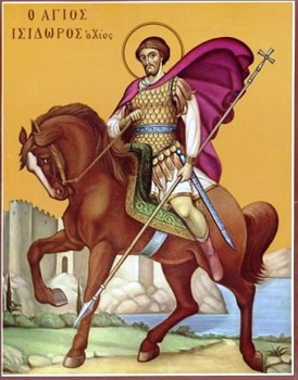Свети мученик Исидор
