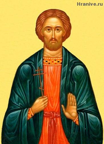 Свети мученик Јован Нови Јањински