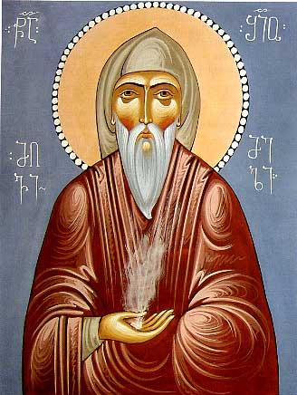 Свети преподобни Шио (Симеон) Мгвински