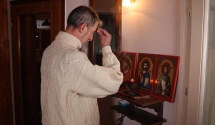 Навика молитве