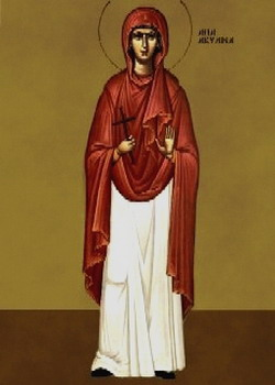 Света мученица Акилина