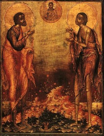 Свети Јован Јуродиви, Устјужски чудотворац
