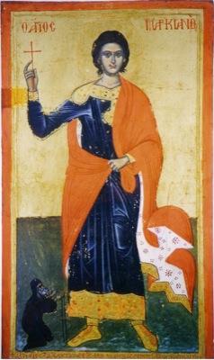 Свети мученици Маркијан, Ниандар, Аполон, Иперехије, Леонид, Арије, Георгије, Слиније, Ириније и Памвон