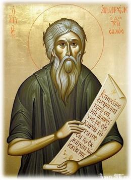 Свети преподобни Андреј јуродиви