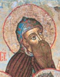 Свети преподобни Касијан Грк, уличски чудотворац