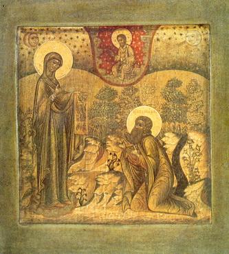 Свети преподобни Корнилије, Комљенски чудотворац
