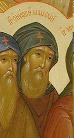 Свети преподобни Онуфрије Маљски