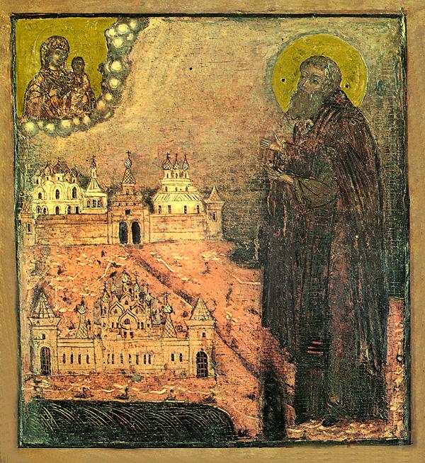Свети преподобни Паисије, игуман покровски