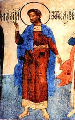 Свети преподобни Зосим Финикијски