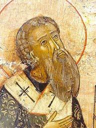 Свети преподобни Зосим, епископ Вавилона Новог