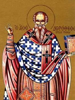 Свети свештеномученик Доротеј, епископ Тирски