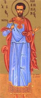 Свети свештеномученик Лукијан