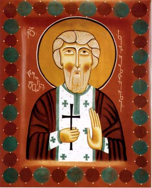 Свети Теодор квелтски