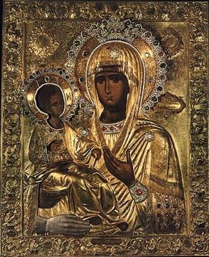 Чудотворна икона Пресвете Богородице, звана
