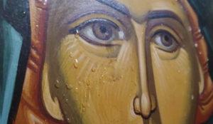 Сузе на икони Свете Петке