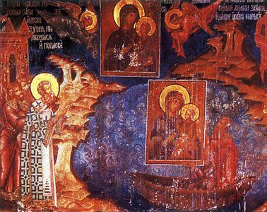 Празник Богородичине иконе Лидске, или Римљанке
