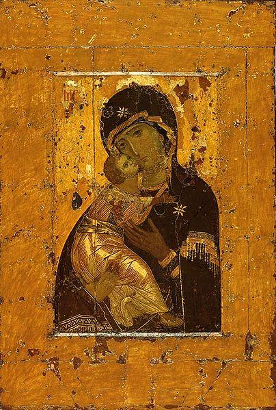 Спомен иконе Пресвете Богородице Владимирске