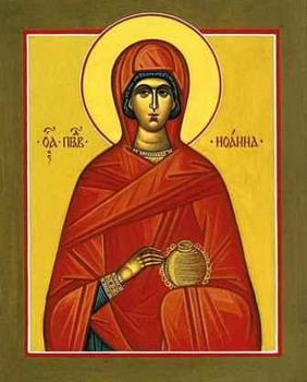 Света Јоана мироносица