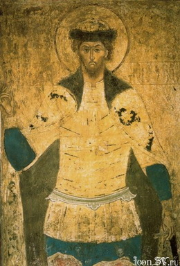 Свети благоверни кнез Андреј Богољубски