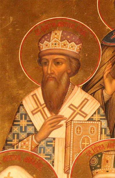 Свети Фотије, митрополит московски