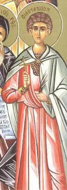 Свети мученици Вианор и Силуан