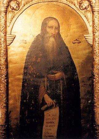Свети преподобни Антоније Кијево-печерски