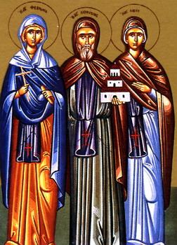 Свети преподобни Дионисије