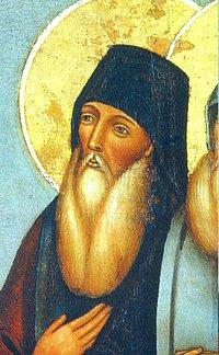 Свети преподобни Иринарх, игуман соловецки