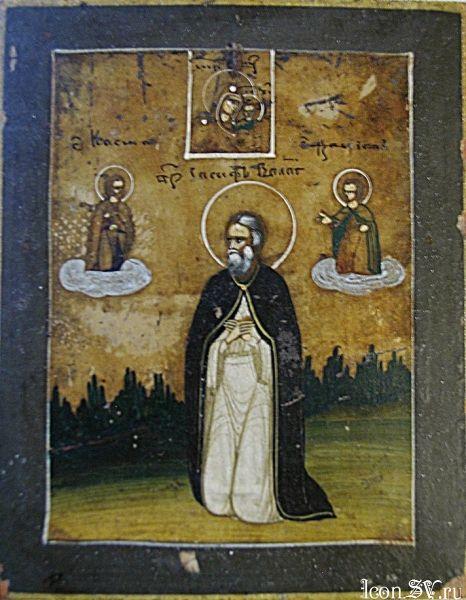 Свети преподобни Јосиф