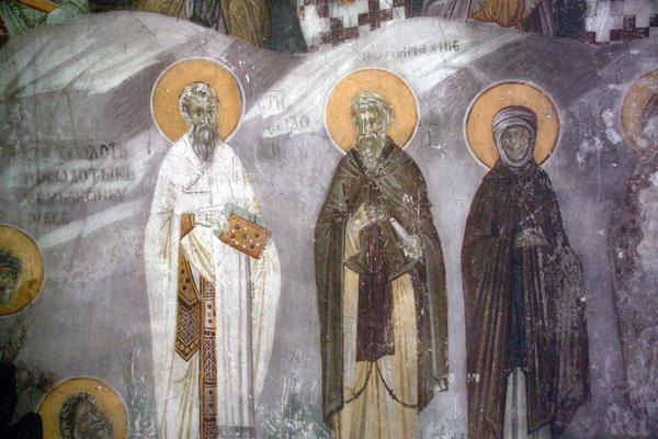 Свети преподобни Лампад