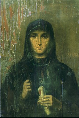 Светиа преподобна Евдокија (Ефросинија), књегиња московска