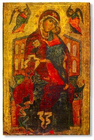 Икона Пресвете Богородице 'Толгска'