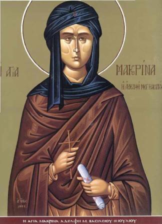 Света преподобна Макрина