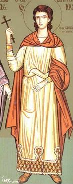 Свети новомученик Димитрије епирски