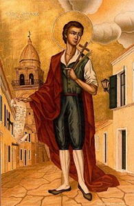 Свети новомученик Теофило закинтски