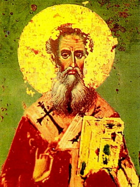 Свети Партеније, епископ Радовишта у Епиру