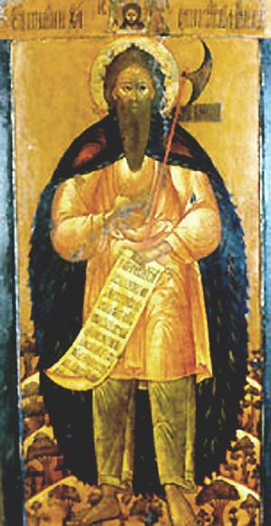 Свети преподобни Лаврентије Калужки, Христа ради сулуди